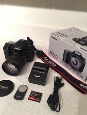 Canon EOS 7D 18.0MP Digital SLR Camera - Black (Kit w/ IS 28-135mm Lens)