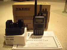 NEW Extended Freqs YAESU  5 Watt FT-60r Dual Band mars caps