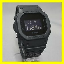 New Casio G-Shock DW-5600BB-1 Limited Edition Matte Black Shock Resistant Watch