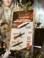Thorn Archery Expandable 3-Pk 100 Grain Hunting Broadheads LIMITED EDITION BLACK