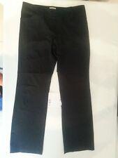 lotto 817 pantalone pantaloni donna classico tg.52 GUEZZA vita 42cm
