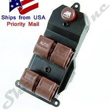 SM1738 Master Electric Power Window Switch for Honda Civic 2002-2005 (4 DOOR)