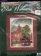 Evening Carriage Ride Elsa Williams Needlepoint Kit #06410 NEW 30 Days to Pay!
