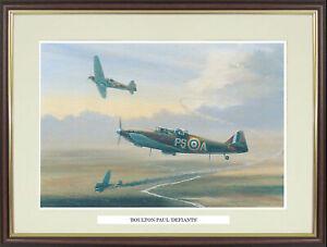 """Boulton Paul Defiant picture """"Boulton Paul Defiants"""" by Barry Price - NGN84"""