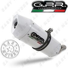 SCARICO GPR PER BMW G 650 GS - SERTAO 2010/14 TERMINALE OMOLOGATO E CATALIZZATO