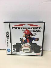 MarioKart DS Nintendo DS Complete CIB