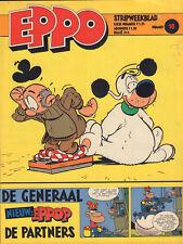 STRIPWEEKBLAD EPPO 1980 nr. 18 - STORM/ASTERIX/DE GENERAAL/SKA/ROEL DIJKSTRA