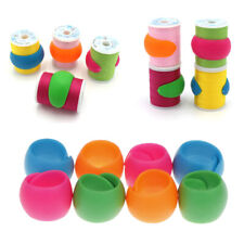8pcs Thread Spool Huggers Keep Thread Spools From Unwinding Peels Sewing ToB9