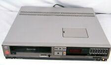 Vtg Sony Betamax Stereo Video Cassette Recorder Vcr Sl-2300 - No Remote