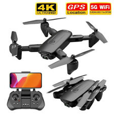 F6 GPS Drone 4K Camera HD FPV Drones with 5G WiFi Optical Foldable RC Quadcopter