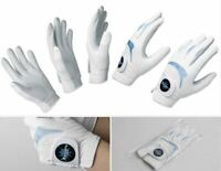 Brand XSpiders Mens golf glove 6 Packs Cabretta & Microfiber Durable+ball marker