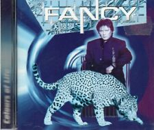 FANCY ( TESS TEIGES ) - Colours of Life - gib cd album germany 12 songs