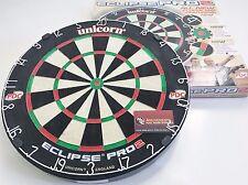 Unicorn Eclipse Pro 2 Competition Quality Dart Board Slimmer Bulls eye PDC
