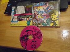 RARE OOP JAPAN X-Trail Jam CD hip hop rock ZZ Soul'd Out THC!! Pulltop Juice + !