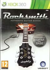 Rocksmith Microsoft Xbox 360 12+ Music Game