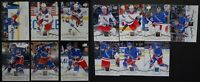 2018-19 Upper Deck UD New York Rangers Series 1 & 2 Team Set 13 Hockey Cards