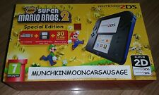 New Nintendo 2DS Console with Super Mario Bros. 2 Special Edition Pre-Installed