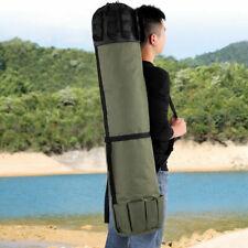 Fishing Rod Reel Combo Full Kit Set Carrier Bag Pole Spinning Lures Hooks