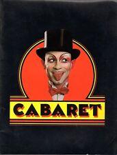CABARET (in francese)
