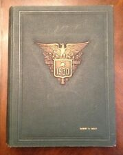 Original 1930 Howitzer Yearbook West Point Militaria Military Army United States