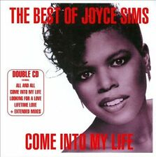 FREE US SHIP. on ANY 3+ CDs! ~LikeNew CD Joyce Sims: Come Into My Life - The Bes