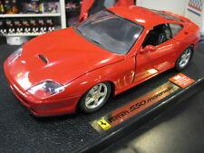 Anson Ferrari 550 Maranello 1:18 rood