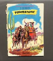 Une aventure de Bill Jourdan. Tombstone. Ciné color 1958
