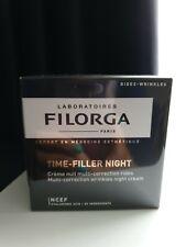 Time Filler night filorga - crème absolue correction rides - 50ml - sous blister