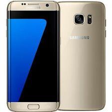 SAMSUNG GALAXY S7 Edge Sm-g935f Oro PLATINIUM 32GB sbloccato DI FABBRICA 4G LTE