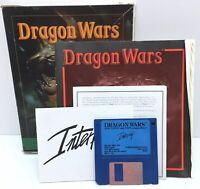 "Dragon Wars - IBM/PC - Complete in Box - 3.5"" Floppy Disk"