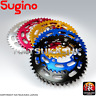 Sugino Old School BMX Chainring 1/8 - 110 BCD,  Black, Blue, Red, Gold, Silver