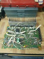 Nakamichi sr 4a Power Amp Board with outputs and Heatsink
