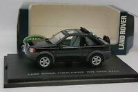 UH 1/43 - Land Rover Freelander Open 1998 Noir