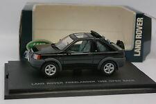 UH 1/43 - Land Rover Freelander Open 1998 Negro