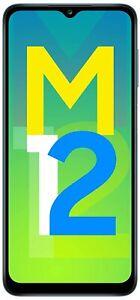 "Samsung Galaxy M12 (RAM 4GB, 64GB) 6.5"" 48+5MP Camera Dual SIM Googleplay Phone"