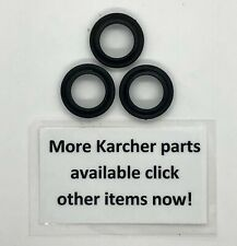 Karcher K2 Pressure Washer Actuator / Pump Piston Seals x3 More Parts Available!