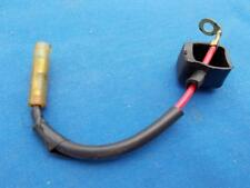 Yamaha NOS 256-82115-00. Positive Lead Wire. XS1 (70-71). Y668.
