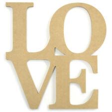 Love Cardmaking & Scrapbooking Chipboard Accents