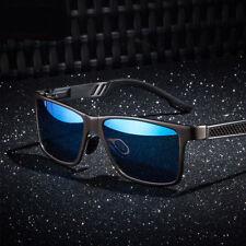 Men Polarized Aluminium Sunglasses Outdoor Driving Sun Glasses Sport Eyewear