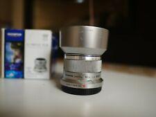 OlympusM.Zuiko 45mm f/1.8 Digital Lens. w/hood