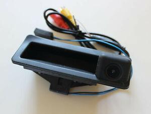 Direct Fit Boot Handle Reversing Reverse Camera For BMW 3 Series E90 E91 E92 E93