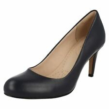 Stiletto Wide (E) Court Heels for Women