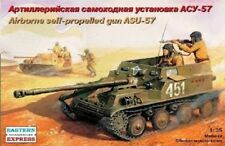 EASTERN EXPRESS 35005 Airborne Self-Propelled Gun ASU-57 in 1:35