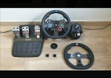 Logitech G29 PS4 Play 4 PC Volante Cambio Pedales