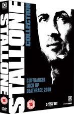 Sylvester Stallone - Lock Up / Cliff Hanger / Death Race 3000 DVD Boxset
