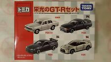 NEW! Takara Tomy Tomica® Glorious GT-R Set (PGC10, R32, R34 and R35)