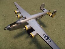 Built 1/100: American CONSOLIDATED B-24J LIBERATOR Bomber Aircraft