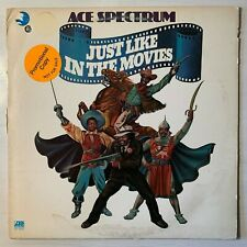 Ace Spectrum - Just Like In The Movies LP - SD 18185 - VG++
