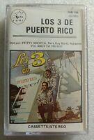 Los 3 De Puerto Rico TARI 705 1985 Cassette Sealed