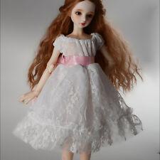 Dollmore BJD New Clothes MSD - Oresrose Dress (White)